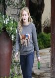 Hilary Duff Casual Style - Out in West Hollywood