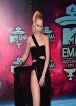 Iggy Azalea Attends 2013 MTV EMA
