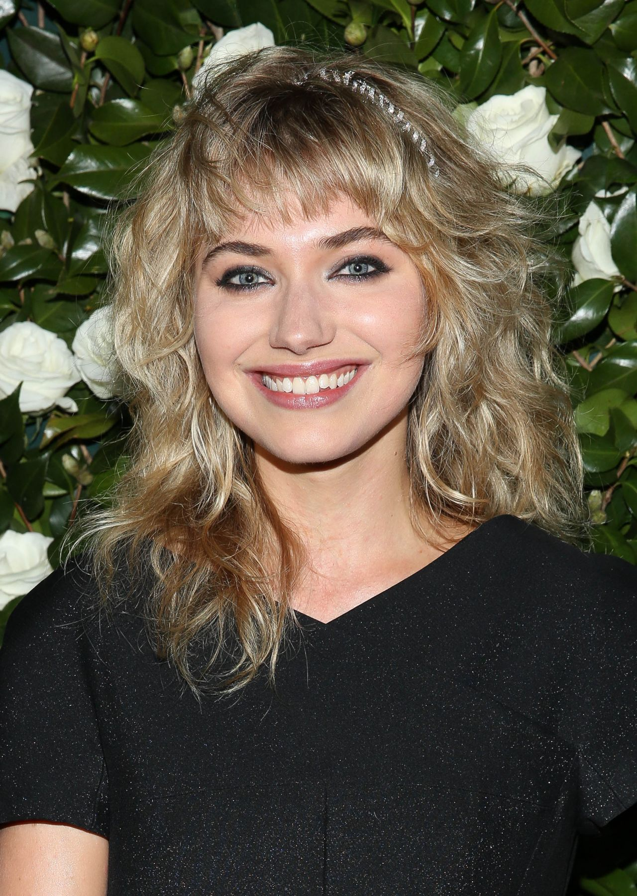 Imogen Poots - The Museum of Modern Art Film Benefit