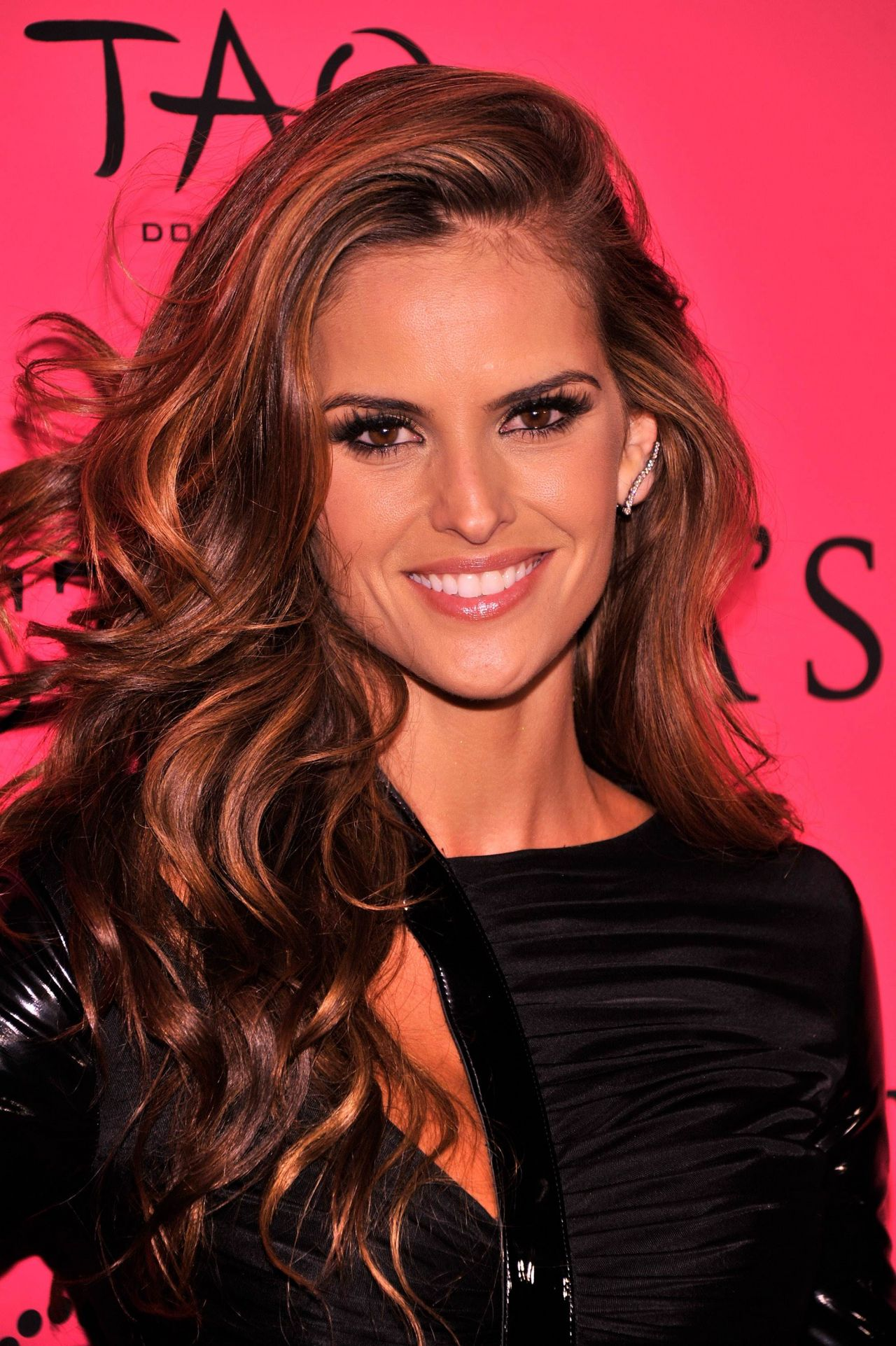 Izabel Goulart At Victoria S Secret Fashion After Party At