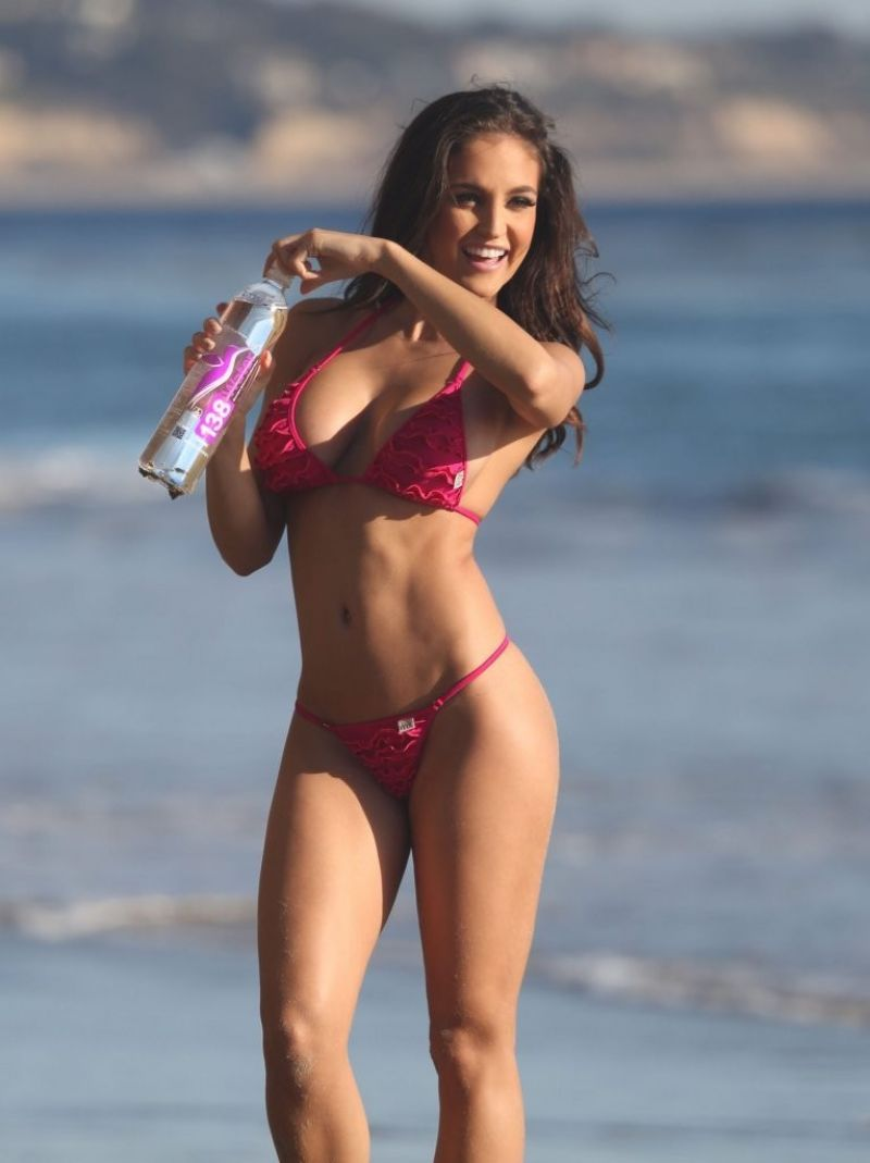 Jaclyn Swedberg in a Bikini - 138 Water bikini photoshoot in San Diego
