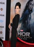 jaimie alexander - thor: the dark world premiere in hollywood 11/04/13 mq (hq adds)