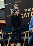 Jena Malone - THE HUNGER GAMES: Catching Fire Movie Mall Tour in Philadelphia