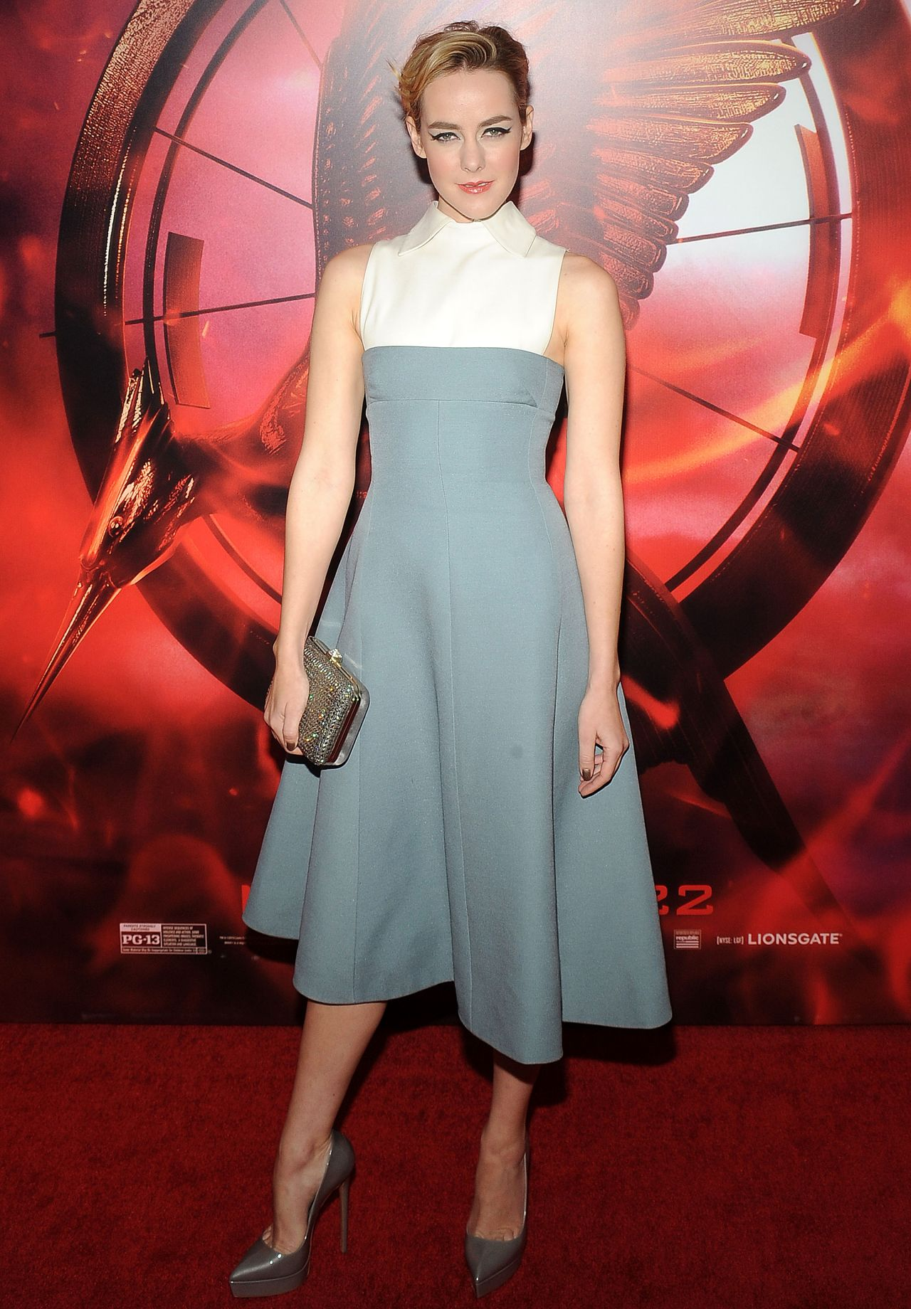 Jena Malone - THE HUNGER GAMES: CATCHING FIRE Premiere in New York City