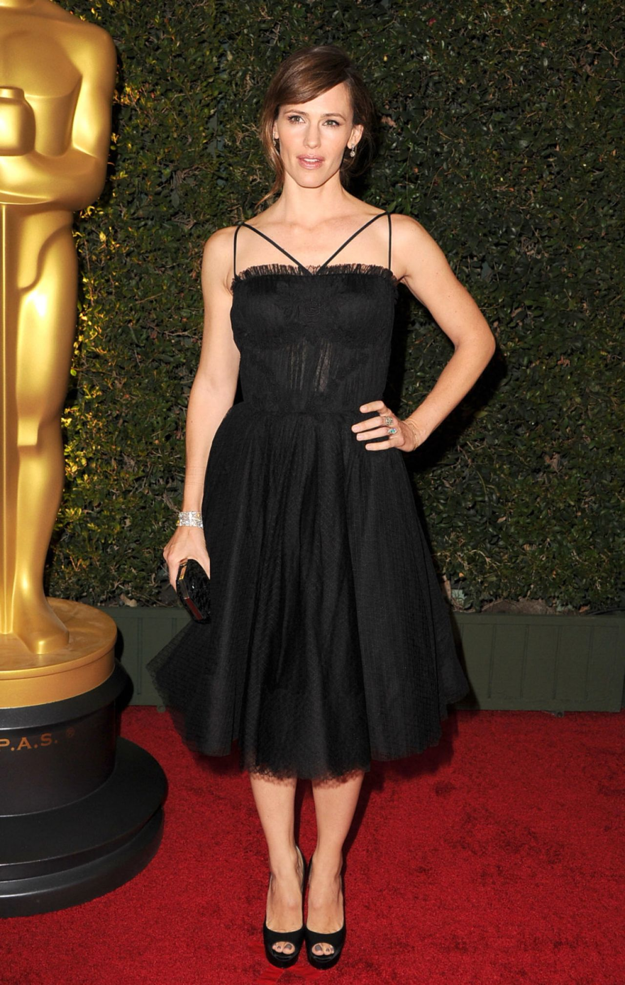 Jennifer Garner - 2013 AMPAS Governors Awards in Hollywood