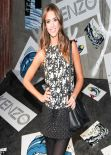 Jessica Alba Is All Smiles at Kenzo Kalifornia Launch Party in Los Angeles
