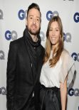 Jessica Biel Attends GQ Men Of The Year Dinner
