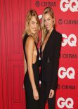 Jessica Hart Attends GQ Men of the Year Awards in Sydney - November 2013