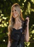 Jewel at 11th Annual Tree Lighting Ceremony at The Grove in Los Angeles - November 2013