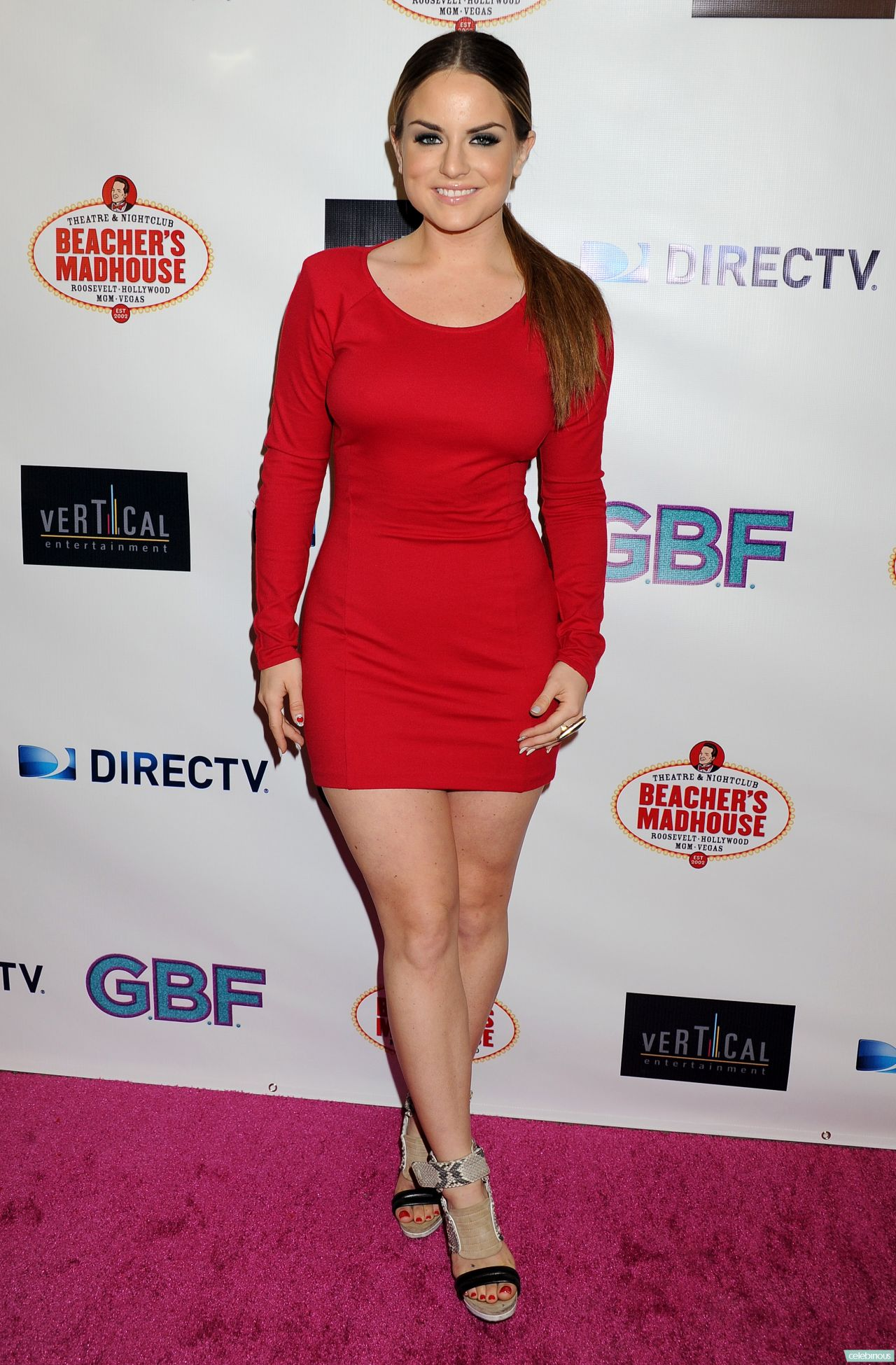 Joanna Jojo Levesque Red Carpet Photos - Gbf Premiere -8984