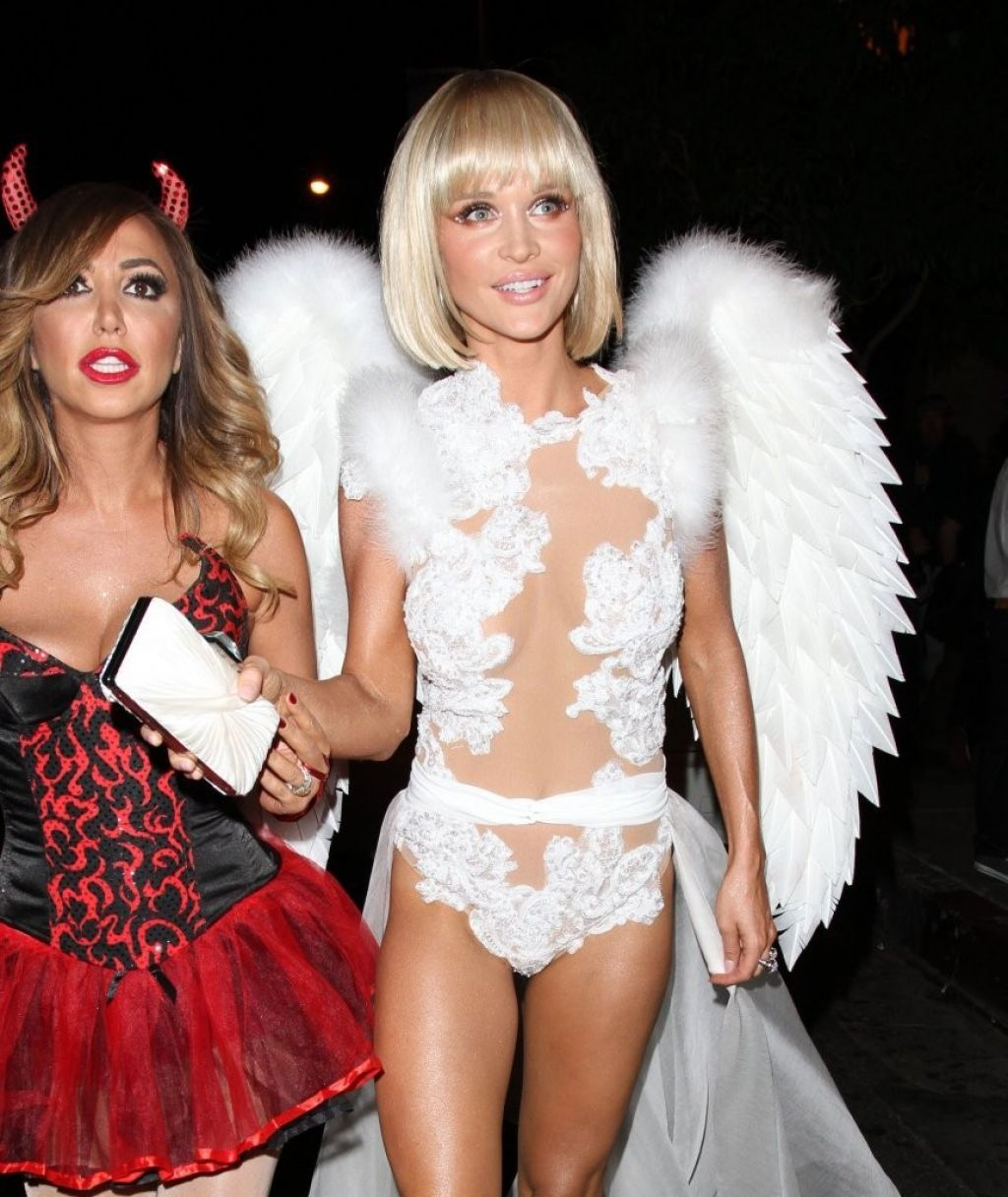 Krupa - Halloween Party - Bootsy Bellows in West Hollywood