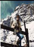 Julia Stegner - VOGUE Germany, December 2013 Issue