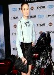 Karen Gillan Red Carpet Photos - THOR: THE DARK WORLD Hollywood Premiere in Los Angeles