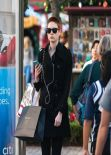 Karen Gillan Street Style - out in Los Angeles - November 2013