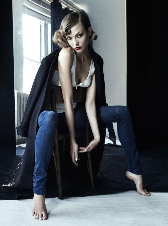 Karlie Kloss Photoshoot - ANTIDOTE Magazine - Fall / Winter 2013
