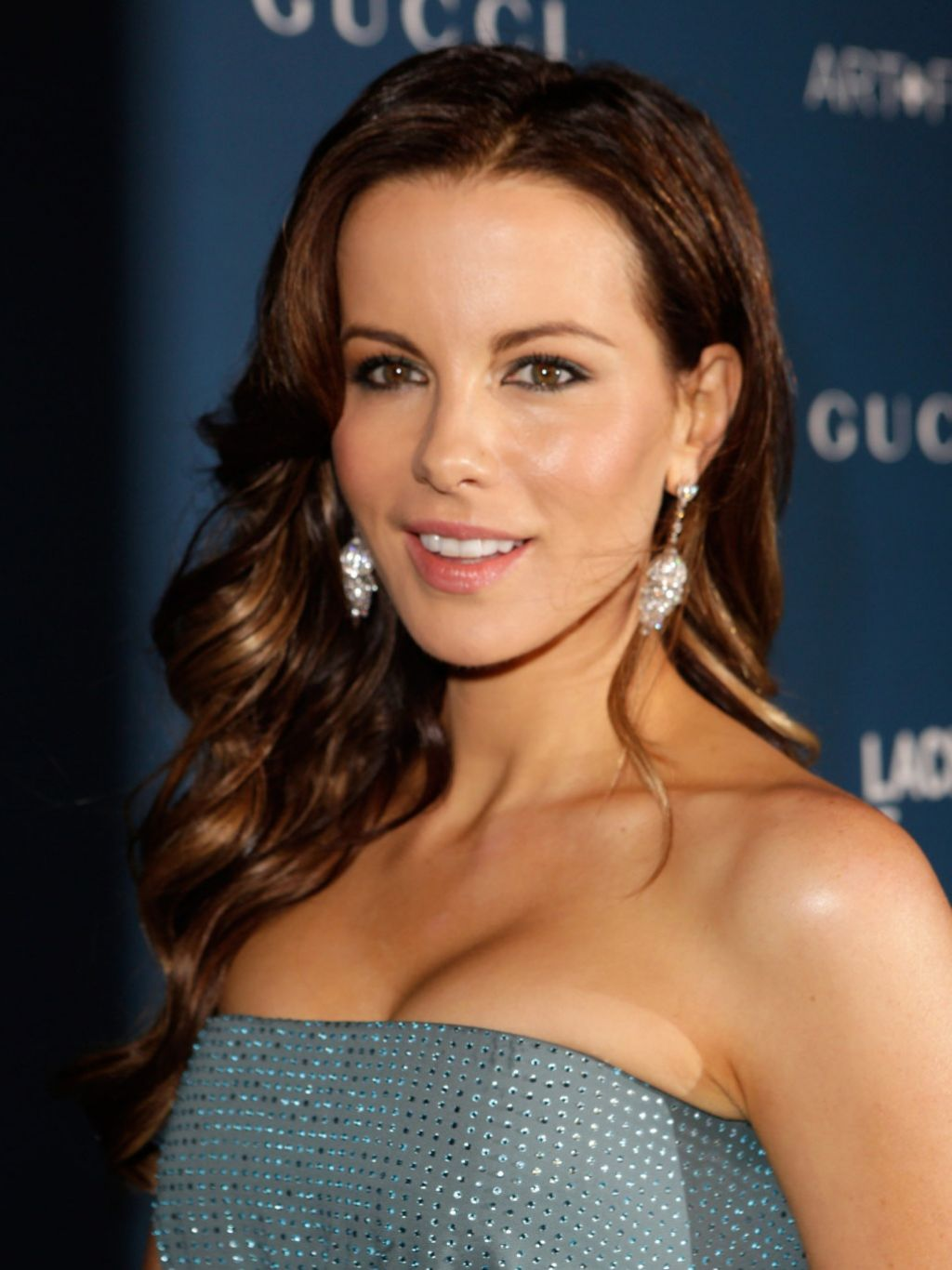 Kate Beckinsale on Red Carpet - LACMA 2013 Art and Film Gala