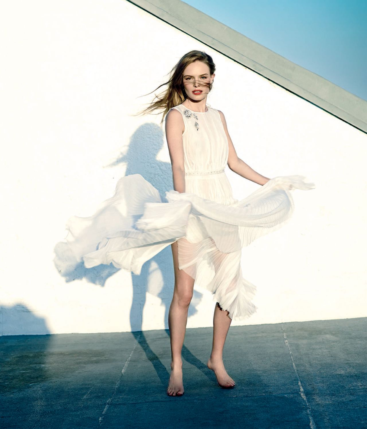 Kate Bosworth - Brian Bowen Smith Photoshoot for LA Confidential