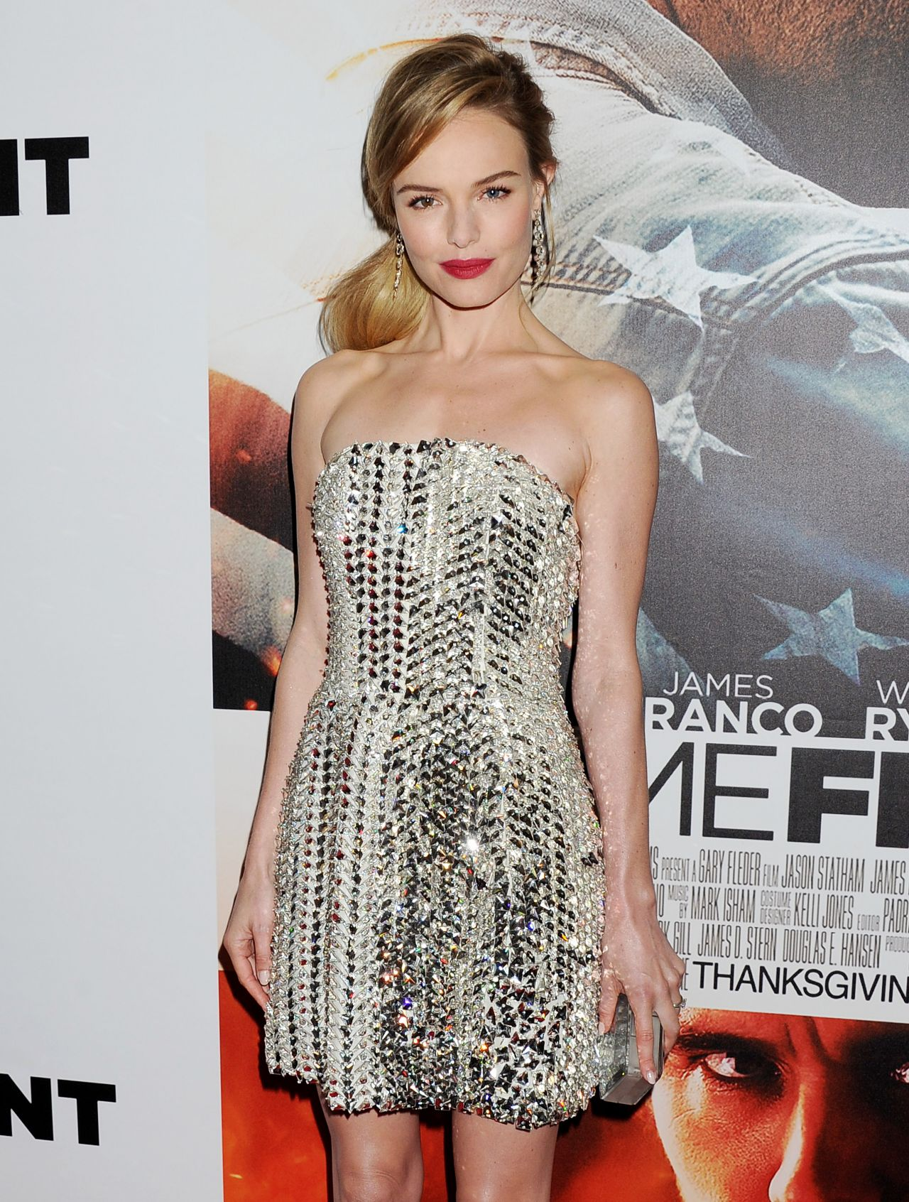 Kate Bosworth on Red Carpet - HOMEFRONT Movie Premiere in Las Vegas