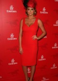 Kate Upton at Melbourne Cup Day in Melbourne, Australia - November 2013