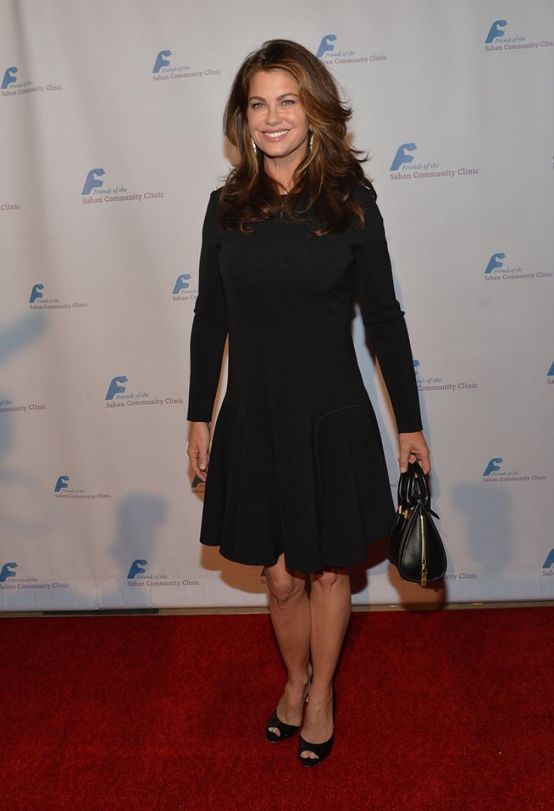 Kathy Ireland Attends Saban Community Clinic Gala in Beverly Hills - November 2013