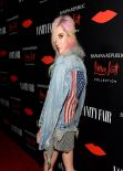 Ke$ha Attens Banana Republic L
