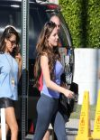 Kelly Brook Gym Style - November 2013