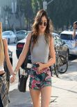 Kendall Jenner and Kylie Jenner Style - Out in Los Angeles