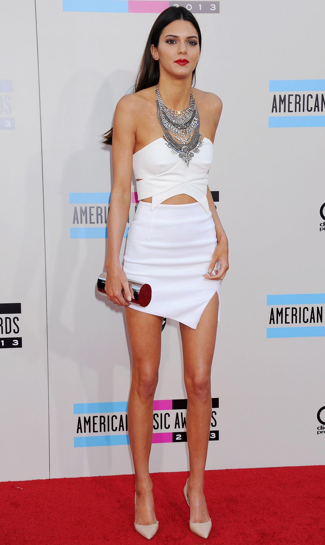 Kendall Jenner at 2013 American Music AwardsKendall Jenner 2013 Hair