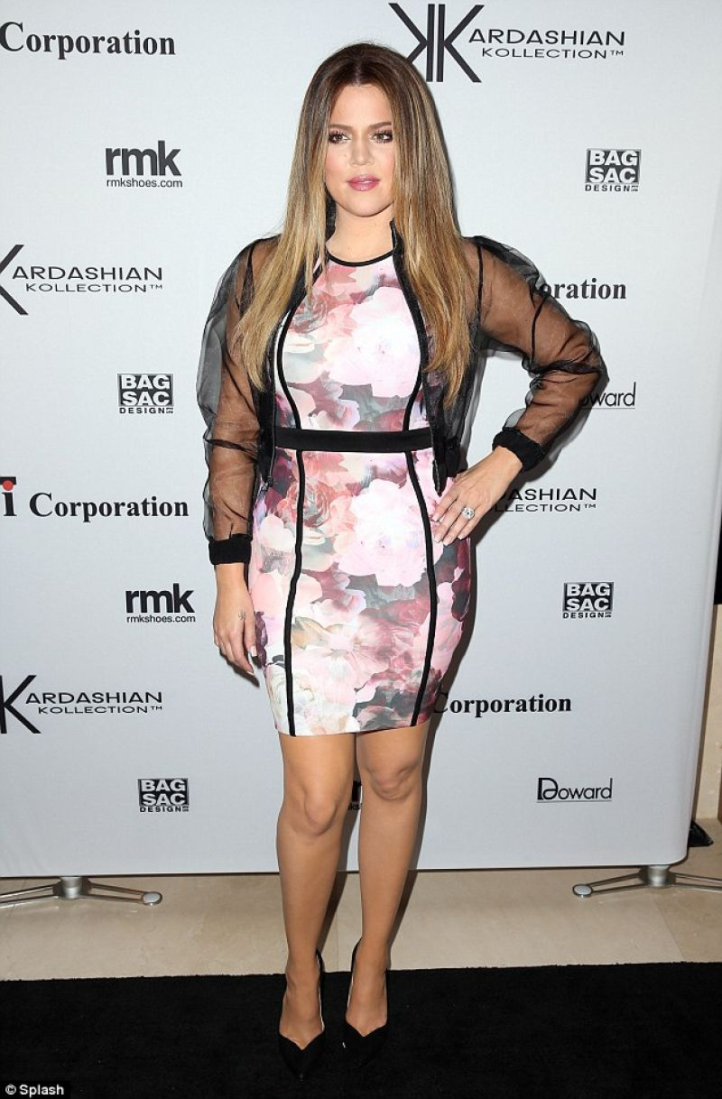 Khloe Kourtney Kollection | fashion kardashians x sears