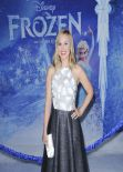 Kristen Bell at FROZEN Movie Premiere in Los Angeles