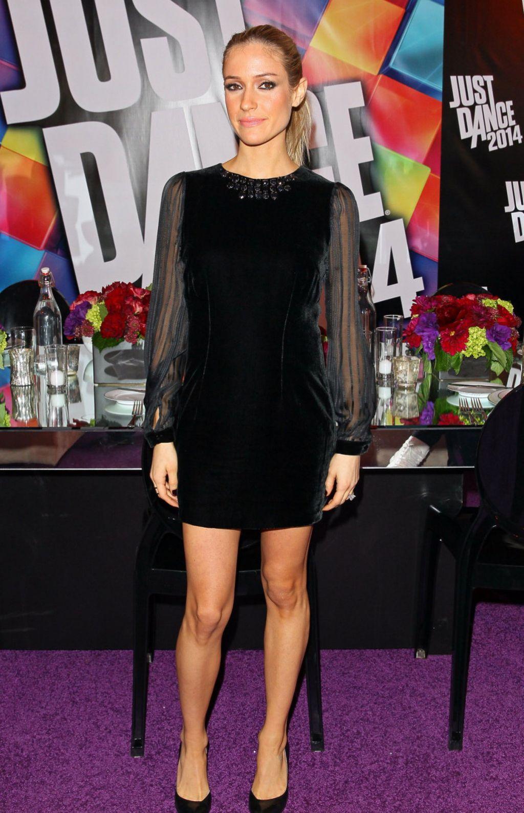 Kristin Cavallari at Ubisoft Game Just Dance 2014 Event in Hollywood