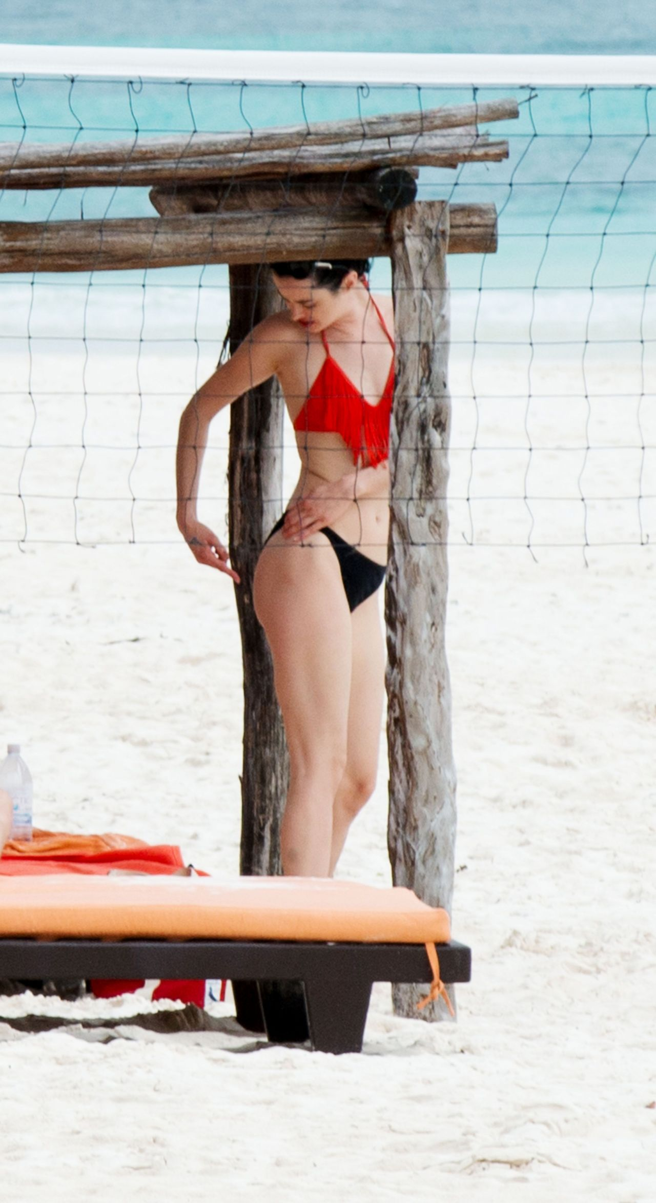 Krysten Ritter In A Bikini Mexico November 2013