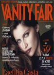 Laetitia Casta - VANITY FAIR Magazine  (France) - December 2013 Issue