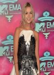 Laura Whitmore on Red Carpet - MTV EMA