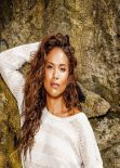 Lesley-Ann Brandt Photoshoot - Drift Promos (Bikini HQ Photos)