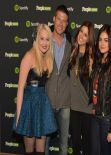 Lucy Hale at Spotify and People Country Present Jennifer Nettles And Friends Live In Nashville