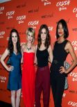 Maia Mitchell on Red Carpet - Launch Celebration Of Crush