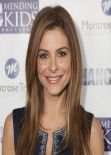 Maria Menounos Attends Wings Around The World African Safari Gala