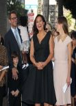 Mariska Hargitay Honored With a Star on the Hollywood Walk of Fame