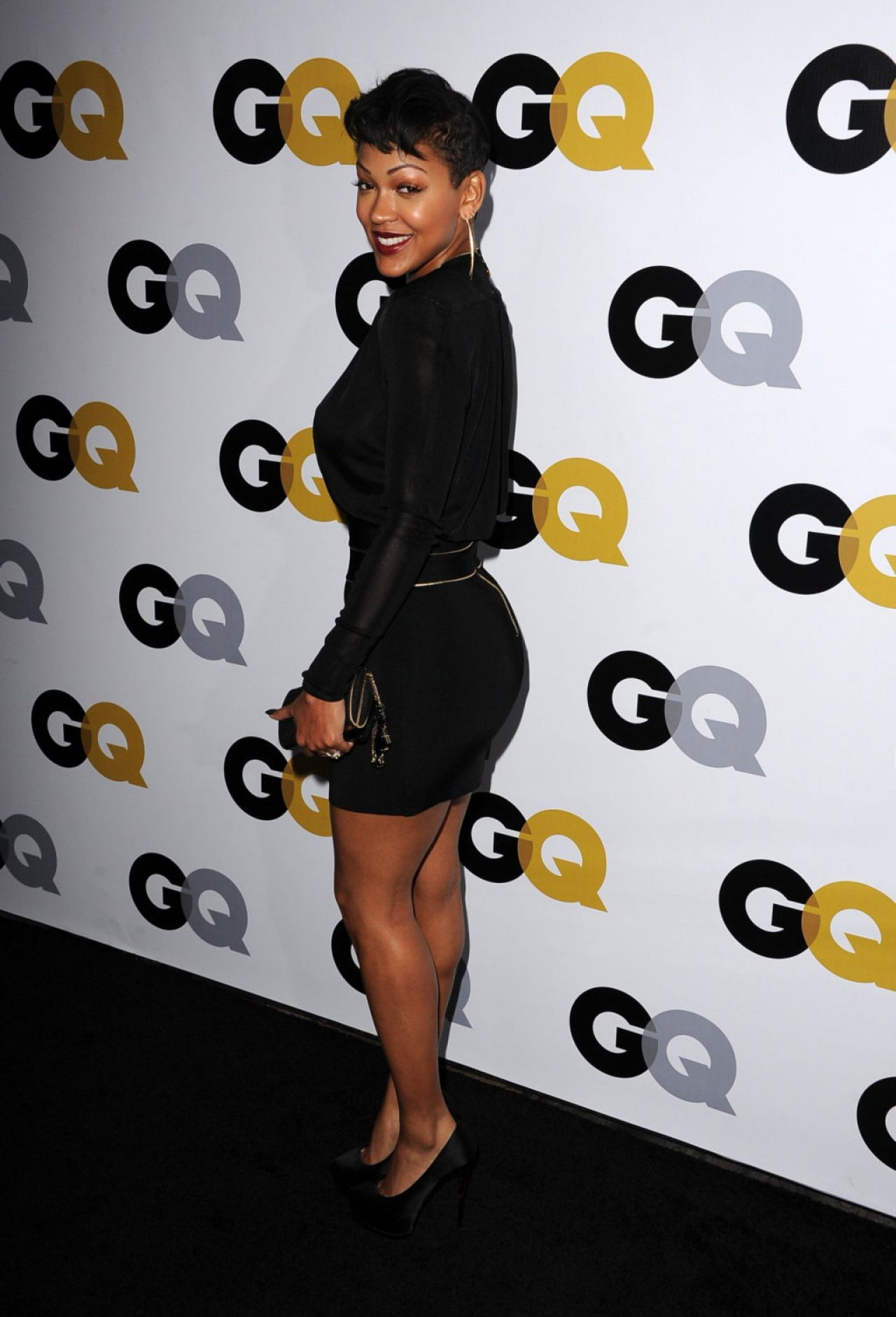 Meagan Good - GQ Men Of The Year Party in Los Angeles