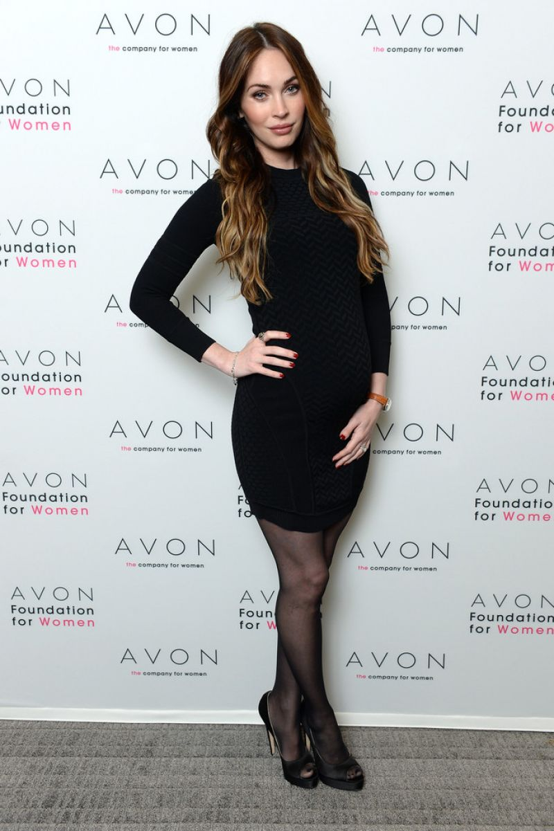 megan fox launches the avon foundation november 2013