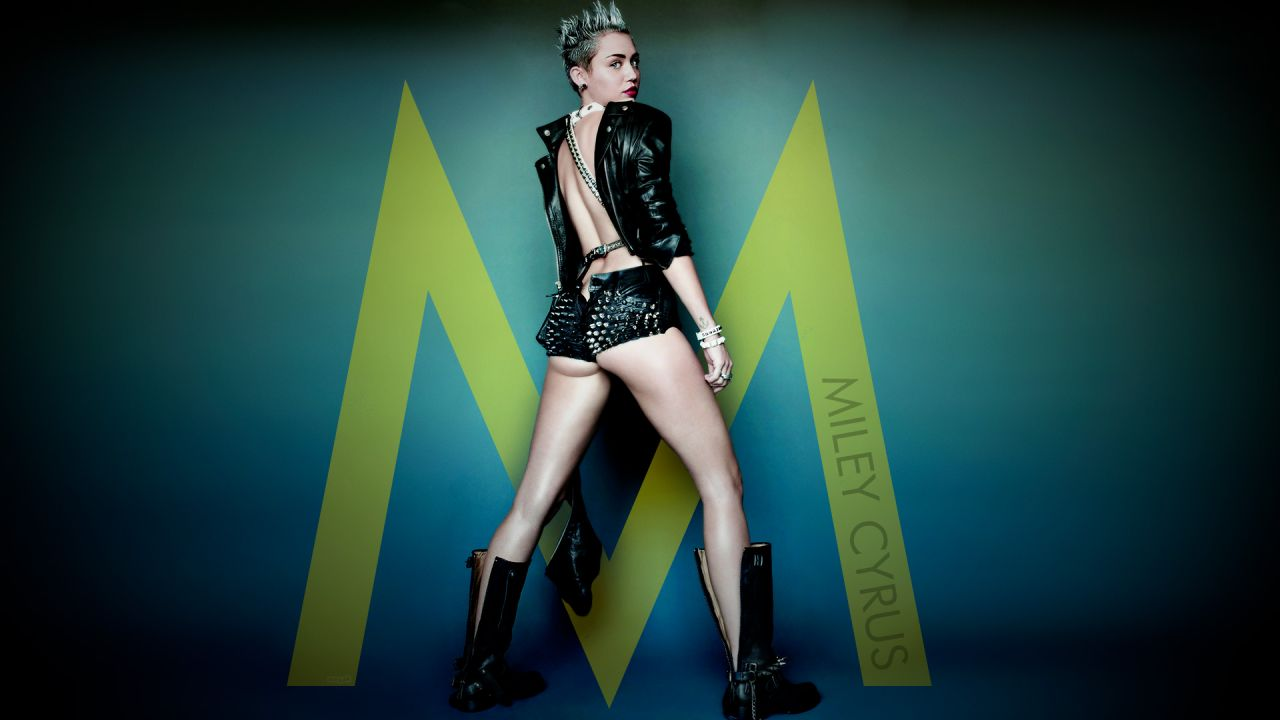 Miley cyrus hot hd hot video