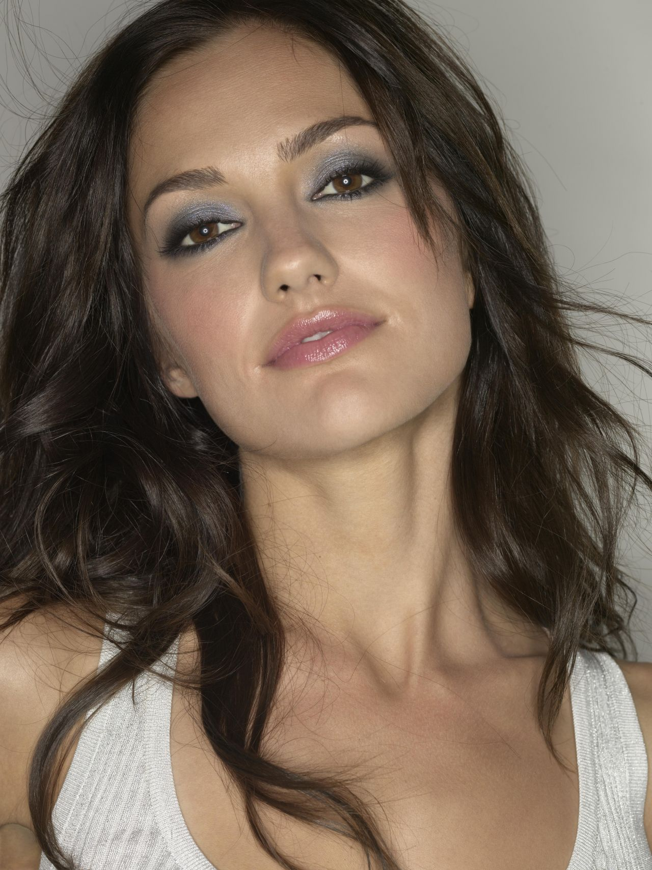 Minka Kelly - Twelve Large Fashial Shots