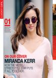 Miranda Kerr - LUCKY Magazine Special Edition - Ultimate Style Guide - January 2014