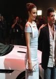 Miranda Kerr on Red Carpet - Jaguar F-Type Global Reveal Event at Raleigh Studios in Playa Vista