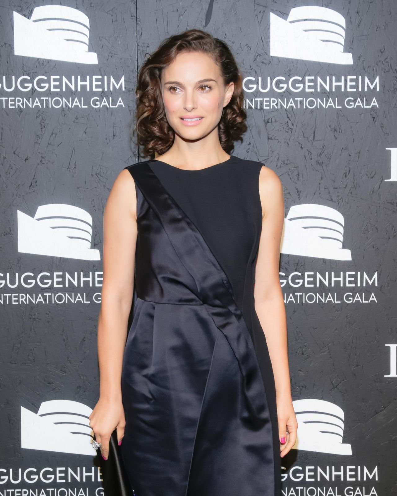 Natalie Portman - 2013 Guggenheim International Gala