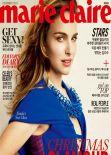 Natalie Portman - MARIE CLAIRE Magazine (Korea) - December 2013 Issue