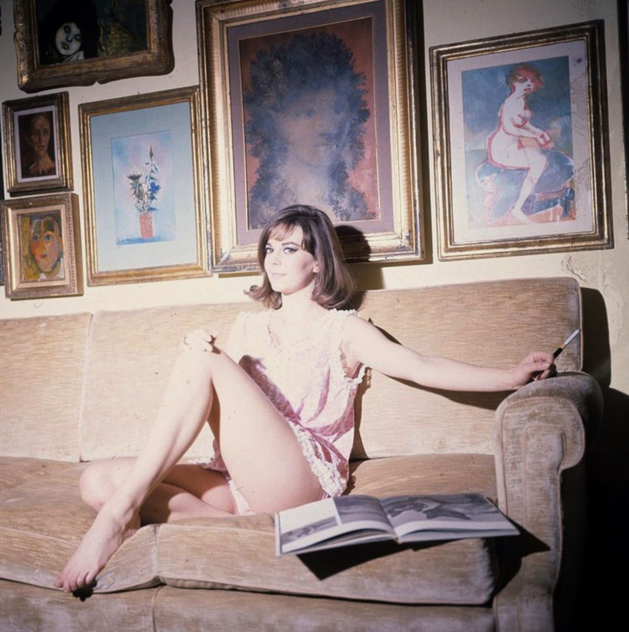 Natalie Wood Rare Shoot - 8 High Quality Photos