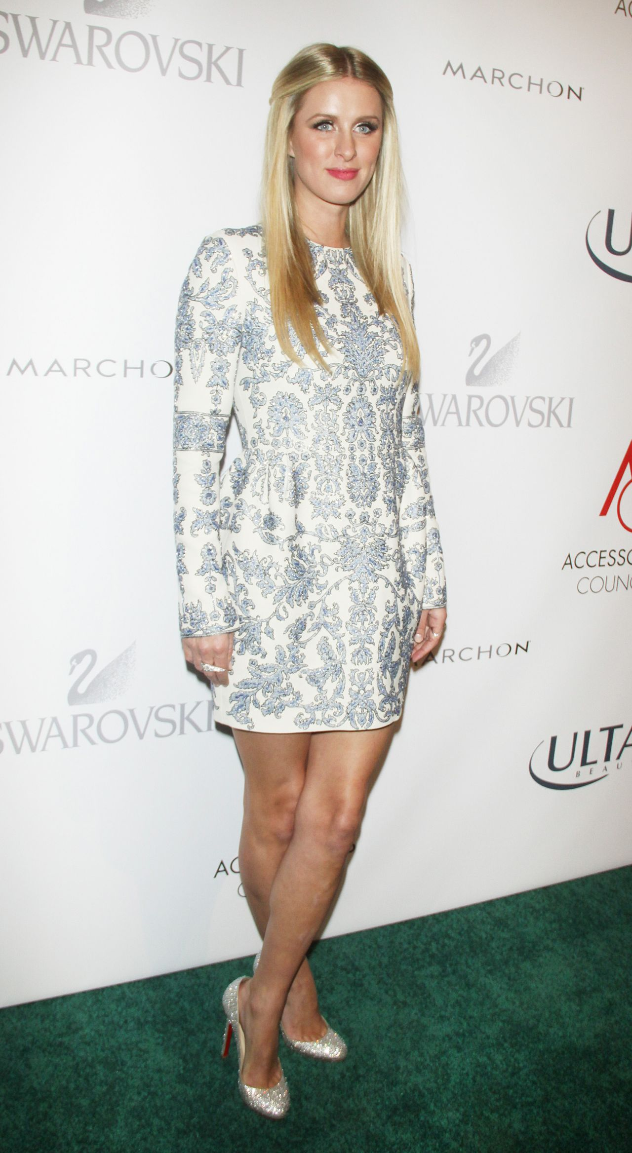Nicky Hilton at  Accessories Council ACE Awards