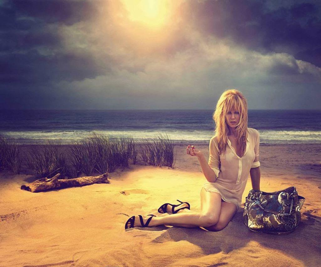 Nicole Kidman Photoshoot - Jimmy Choo Cruise 2014 Collection
